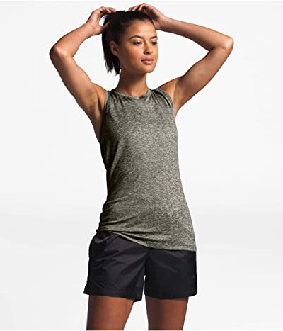 The North Face HyperLayer FD Tank Top (New Taupe Green Heather) Women
