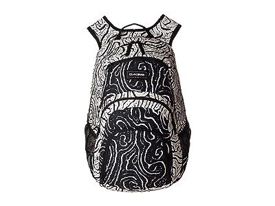 Dakine Campus Backpack 25L (Lava Tubes) Backpack Bags