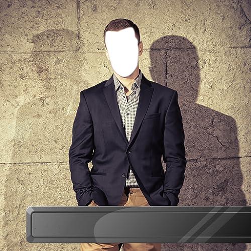 Stylish Man Suit Photo Editor