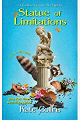 Statue of Limitations (A Goddess of Greene St. Mystery Book 1) Kindle Edition