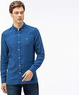 Lacoste Erkek CH4990T Slim Fit Gömlek