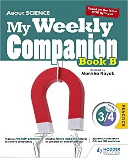 About Science: My Weekly Companion Primary 3/4 (Book B)