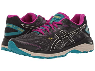 ASICS GT-2000 7 Trail (Black/Feather Grey) Women