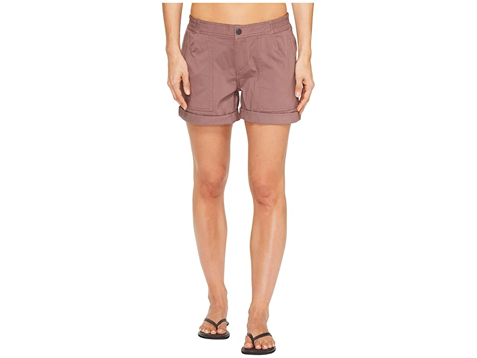 Mountain Hardwear AP Scrambler Shorts (Deep Lichen) Women