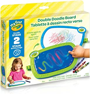 Crayola Mess-Free Colouring Board, Art Supplies for Toddlers, for Girls and Boys, Gift for Boys and Girls, Kids, Ages 3, ...
