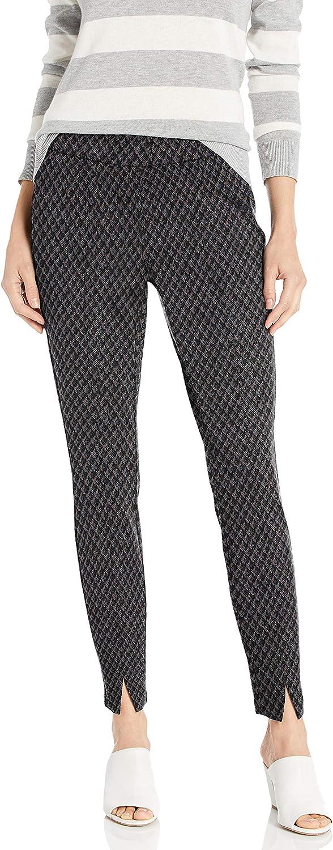 NYDJ Women's Misses Skinny Pull-on Pants in Ponte Knit