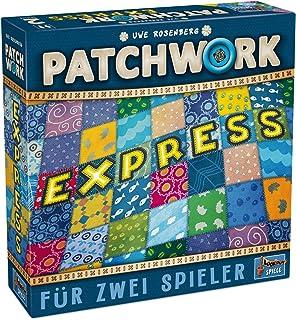 Lookout Games 22160105 Patchwork Express - Die einfachere Va