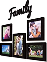 Art Street Wall Photo Frame, Picture Frame for Home Decor with Free Hanging Accessories