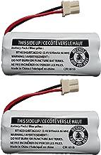 Replacement Battery BT162342 / BT262342 for Vtech AT&T Cordless Telephones CS6114 CS6419 CS6719 EL52300 CL80111 (2-Pack)