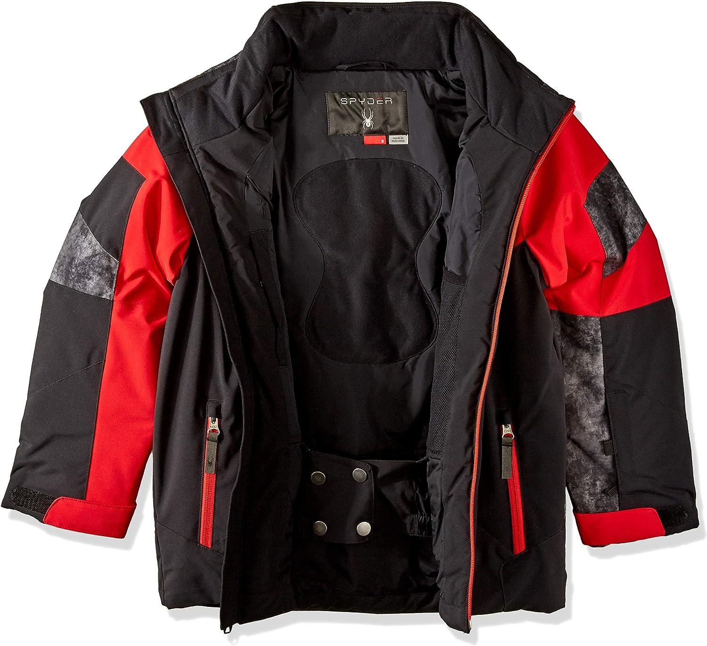 Big Kids Spyder Kids Boys Leader Jacket