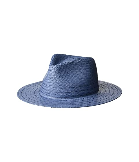 ed271e37b84e6 rag   bone Packable Straw Fedora at Zappos.com