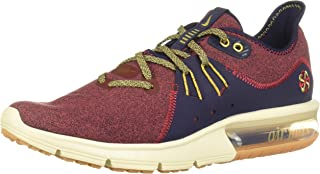 Nike Men's'S Air Max Sequent 3 Prm Vst Competition Running Shoes