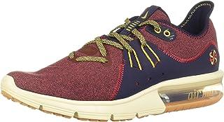 NIKE Men's Air Max Sequent 3 PRM VST Low-Top Sneakers