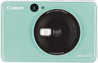 Canon Zoemini C - Cámara Instantánea Color Verde Menta