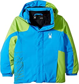 Spyder Kids - Mini Guard Jacket (Toddler/Little Kids/Big Kids)