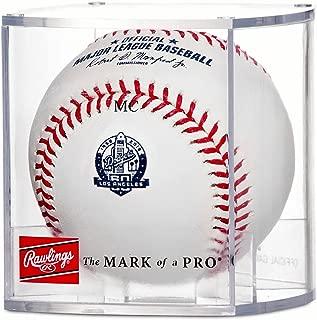 Rawlings 2018 Los Angeles Dodgers 60th Anv ROMLBLAD60-R Baseballs (1 Dozen)