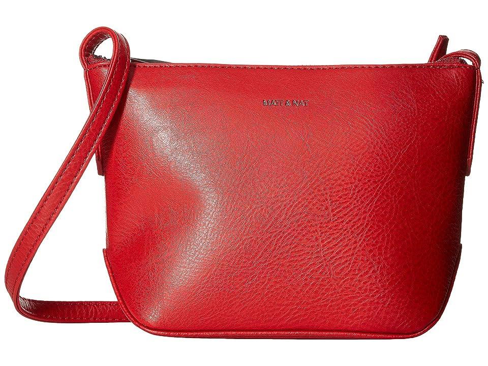 Matt & Nat Sam (Red) Bags