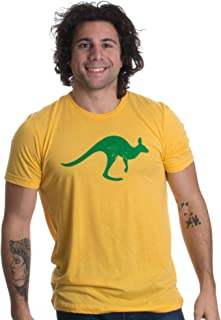 Vintage Style Australia | Aussie Roo + Southern Cross Unisex Triblend T-Shirt