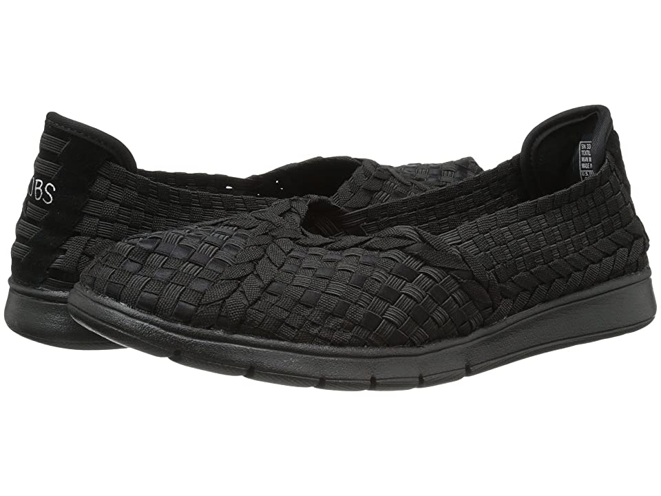 BOBS from SKECHERS Pureflex Prima Bal (Black/Black) Women