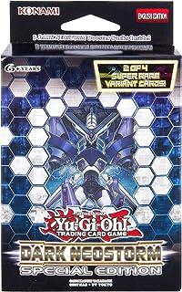 Yu-Gi-Oh! Cards - Dark Neostorm Special Edition Deck, Multicolor