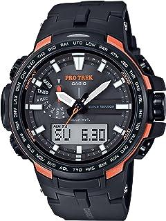 [カシオ] 腕時計 プロトレック 電波ソーラー PRW-6100Y-1JF ブラック