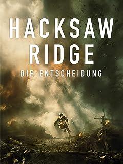 Hacksaw Ridge - Die Entscheidung dt./OV