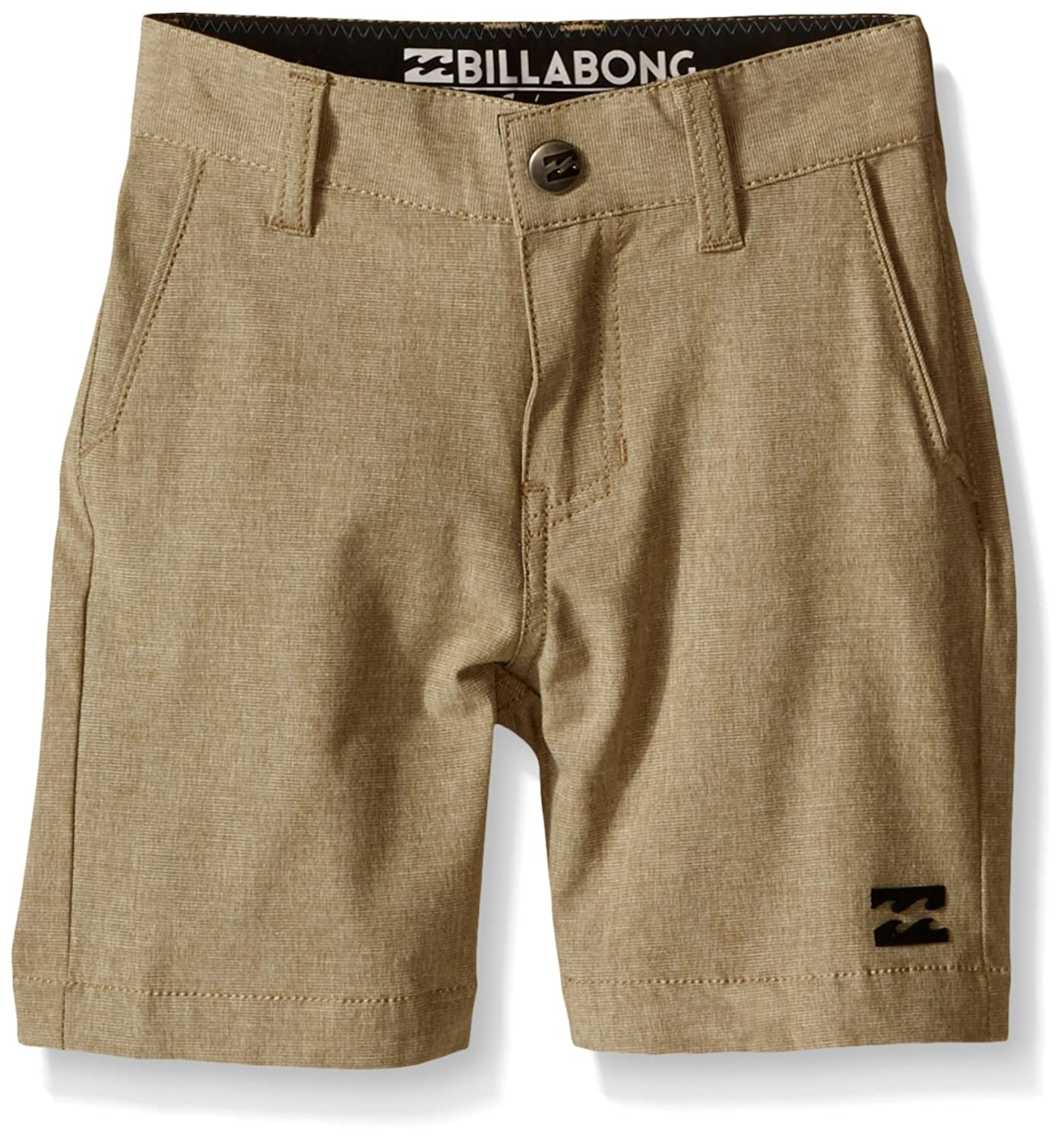 Billabong Boys ' Kids Crossfire X Submersible Shorts US サイズ: S カラー: グレイ