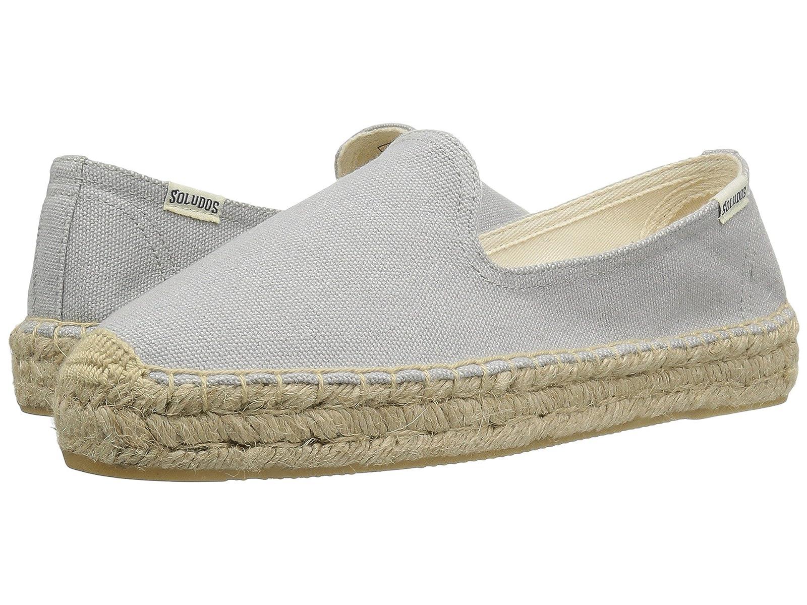 Soludos Canvas Platform Smoking SlipperCheap and distinctive eye-catching shoes