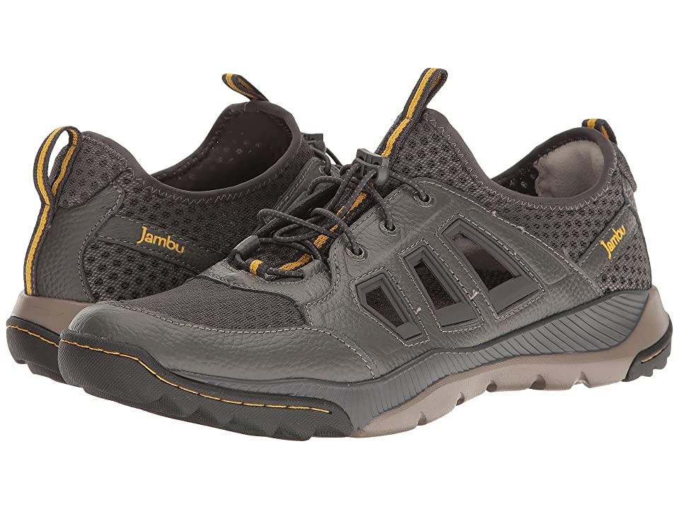 Jambu Redwood Water-Ready (Charcoal/Yellow) Men