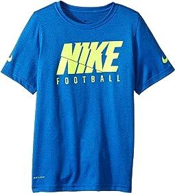 Nike Kids - Dry Football Tee (Little Kids/Big Kids)