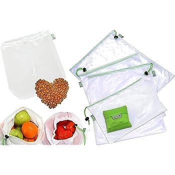 Productos Love Tree Algodón orgánico. Bolsa para leche de nueces ...