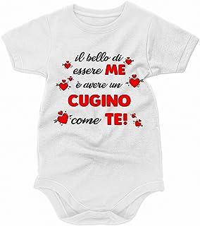 bubbleshirt Body Neonato Divertente Non Tutti Hanno la Fortuna di Avere Un Super Cugino Come Te Body Cugino Idea Regalo