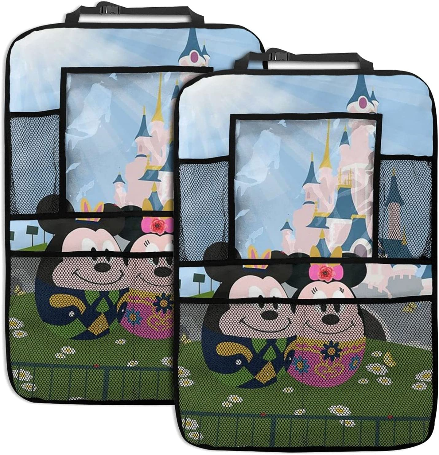 Yandong Mickey Indianapolis Mall Free shipping anywhere in the nation And Minnie Have Organizer Backseat Car Easter Ki