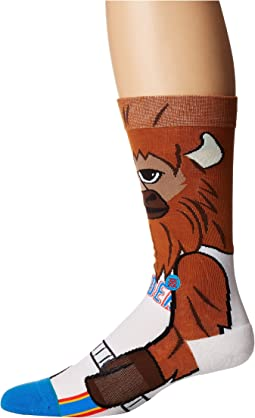 NBA Thunder Bison