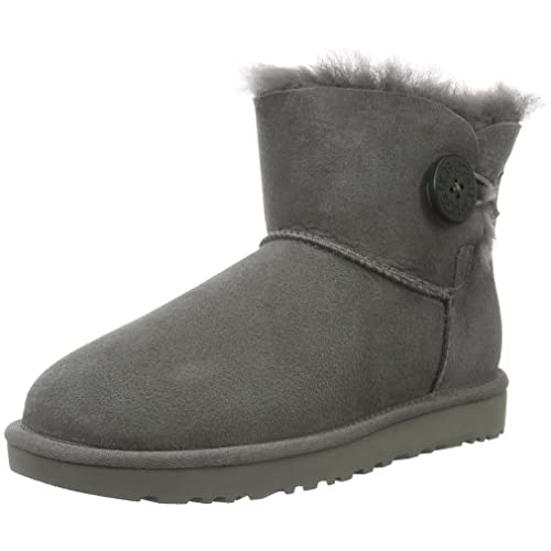 9d1b78cd04c UGG Grey Boots: Amazon.com