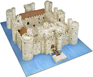 comprar comparacion Aedes BoDiam Castle Model Kit, 37 x 26 x 7 cm