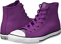 5bcd9d065023 Converse chuck taylor all star dark wash neons hi purple cactus ...