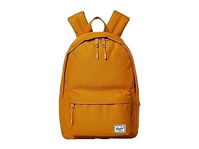 Herschel Supply Co. Classic Mid-Volume (Buckthorn Brown) Backpack Bags