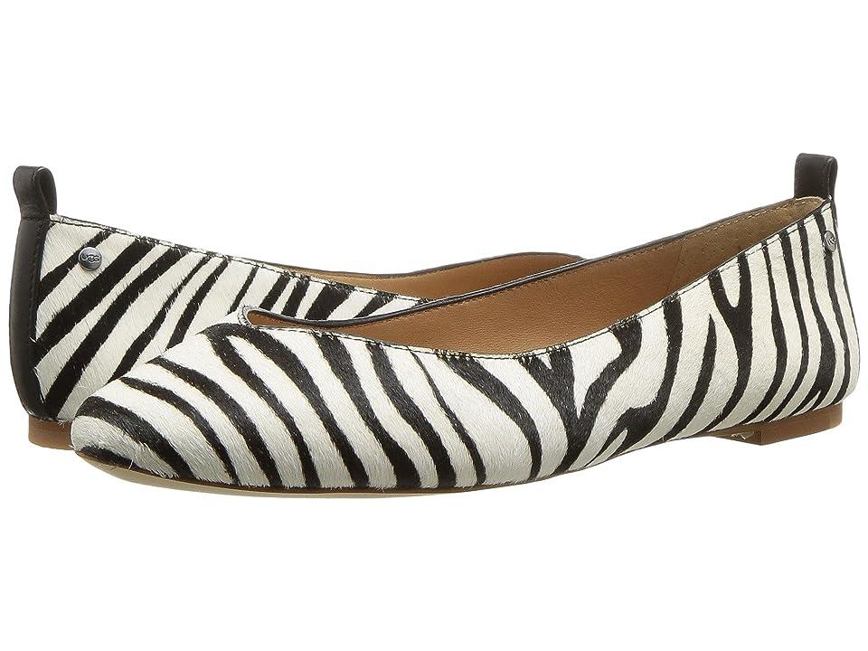 UGG Lynley Exotic (Zebra) Women