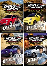 Drive Thru History Holy Land Series with Dave Stotts Set of 4 Volume 1-4 Episodes 1-12