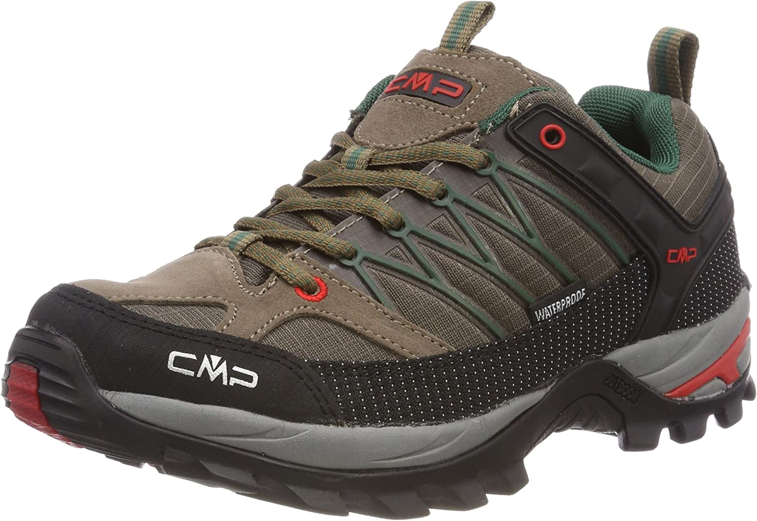 CMP Campagnolo Men's Rigel Low Rise Hiking shoes