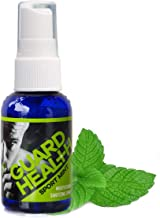 اسپری پاک کننده و شاداب کننده دهان و دندان Guard Health Mouthguards برای محافظت از دهان ، Nightguards ، مسواک - Sport Mint Flavour