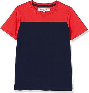 Marca Amazon - RED WAGON Camiseta para Niños