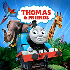 Build & play with your very own track sets! Explore China, Australia, Sodor & more! Race against Thomas' friends! Learn interesting facts about each country Thomas visits! Unlock new track items and add them to your collection!