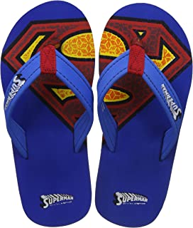 Superman Boy's First Walking Shoes