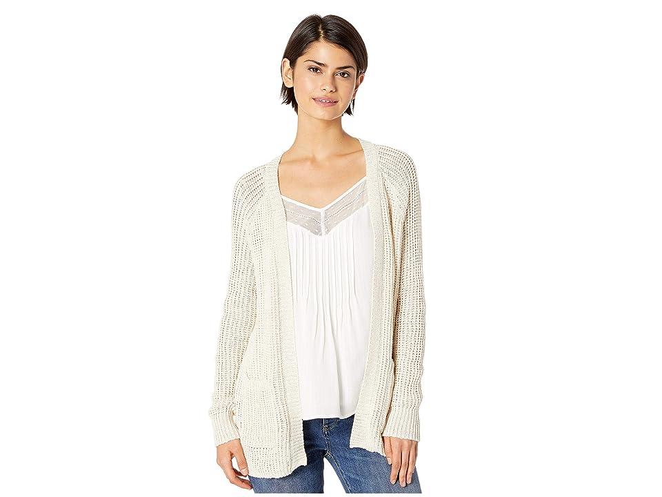 Billabong Laid Back Sweater (White Cap) Women