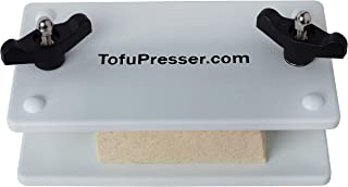 The Original Simple Tofu Press by TofuPresser – The Easiest Way to Remove Water From Your Tofu