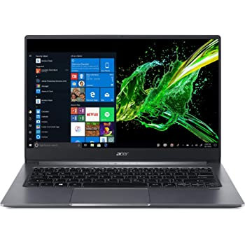 Acer Swift 3 SF314-57-592D - Ordenador portátil de 14 Pulgadas FHD (Intel Core i5, 8 GB de RAM, 512 GB SSD, Intel UHD Graphics, Windows 10)