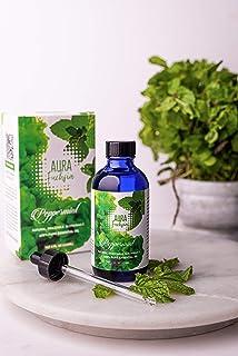 Aura Fuchsia Peppermint essential oil 4 oz