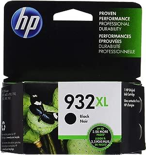 HP 932XL | Ink Cartridge | Black | CN053AN